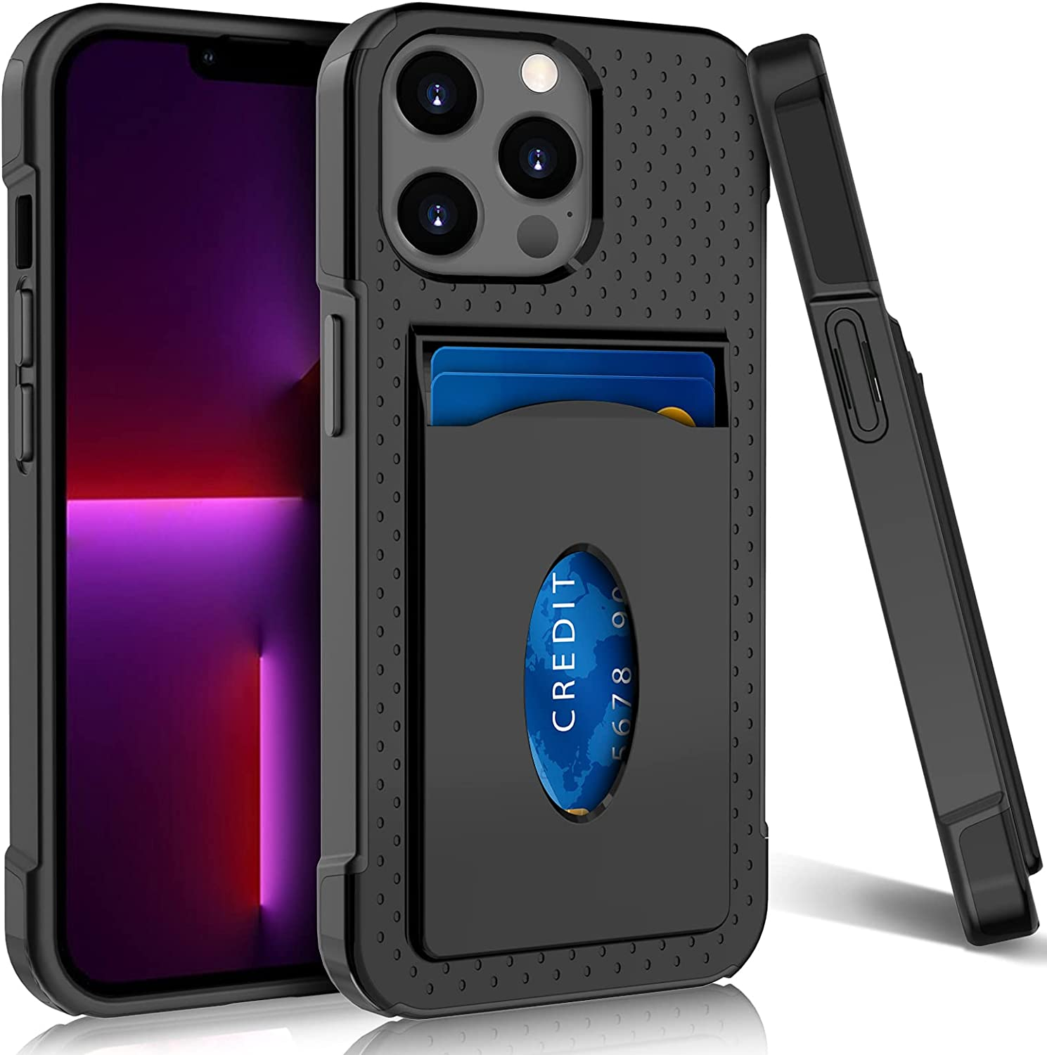 FYY Phone Case Compatible with iPhone 13 Pro Max Case 6.7