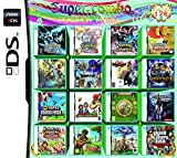 208 Spiele in 1 NDS Game Card Super Combo Cartridge DS Spielkarte für DS NDS NDSL NDSi 3DS XL New