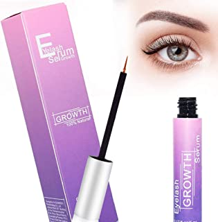 JDO Eyelash Growth Serum Lash Eyebrow Serum Lash Boost Liquid Extension Mascara Eyelash Primer to Grow Natural Lashes