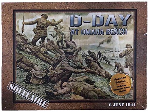 D-Day at Omaha Beach: 6 June 1944