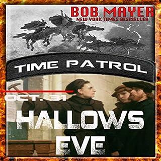 Hallows Eve audiobook cover art