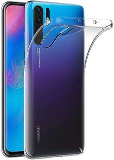 comprar comparacion COPHONE® Funda para Huawei P30 Pro Funda Silicona Transparente de Silicona Antideslizante. Transparente Carcasa Huawei P30...