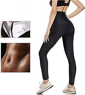 comprar comparacion LOFFU Pantalones para Adelgazar,Pantalones Deportivos Mujer, Pantalón de Sudoración Adelgazar, Leggings Push Up, Mallas Te...