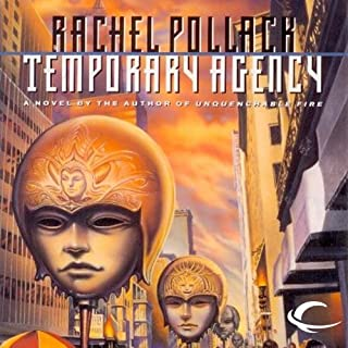 Temporary Agency audiobook cover art