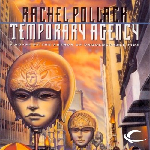 Temporary Agency audiobook cover art