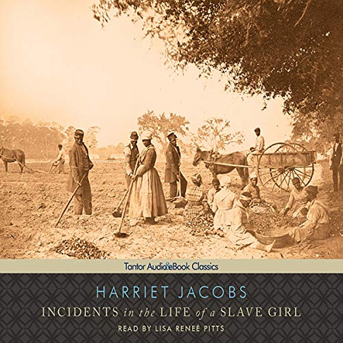 Incidents in the Life of a Slave Girl copertina