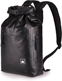 "The Friendly Swede Waterproof Dry Bag Backpack 13"" Laptop - Roll Top GRANEBERG"