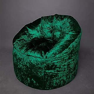 MUHONG Children s Bean Bags Sofa Cushion Sofa Bean Bag Perfect for Kids Adults Fatigue Bean Bag Chair 70 50 27 6 15 7 19 7  Inches  c 70cm 40cm 50cm