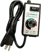 Casolly Fan Speed Control