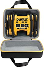 co2crea Hard Travel Case Replacement for DEWALT DCC020IB 20V Max Inflator