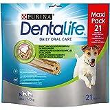 Purina Dentalife, Golosina Dental para Perro Pequeño, 4 x 345 g