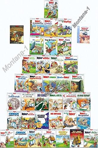 Top- erhaltene Asterix Sammlung