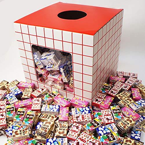 飴と明治お菓子色々すくいどり 500個  7779