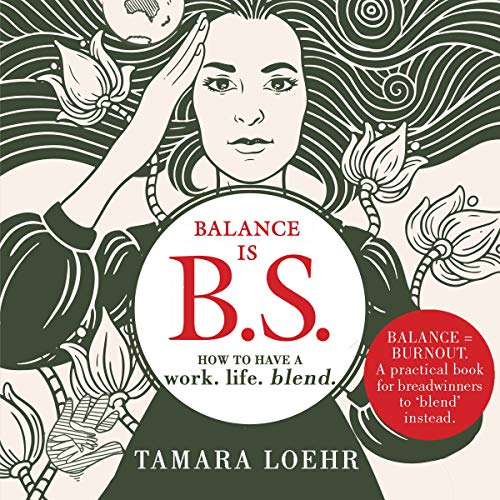 Balance Is BS audiobook cover art