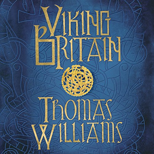 Viking Britain audiobook cover art