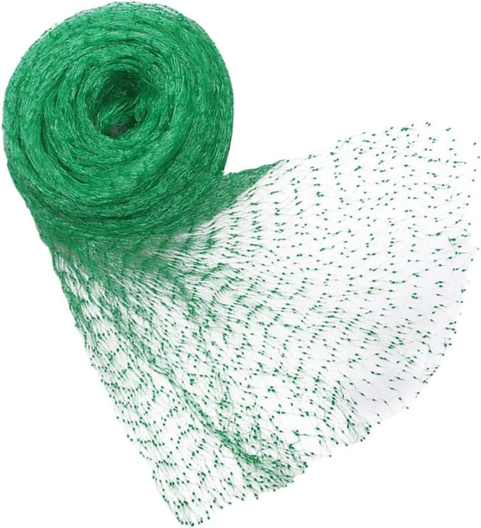 Anti Bird Netting Green Over Bombing free shipping item handling ☆ Reusable Protection Net Mesh