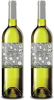 Tautila Blanco Non-Alcoholic White Wine 750ml (2 Bottles)