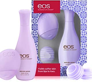eos Delicate Petals Gift Pack 13.63 fl oz ( pack of 1)