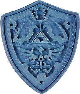 Cuticuter Hyrule Shield Cookie Cutter, Blue