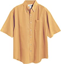 Tri-Mountain Men's Recruit Blend Twill Shirt with Teflon Stain Resistant Finish