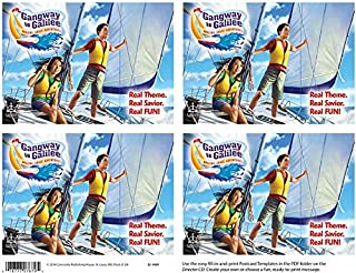 Gangway to Galilee Gangway Publicity Postcards 24pk