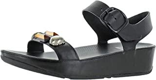 H51 Women's Jeweley Back Strap Sandal