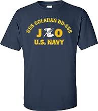 USS COLAHAN DD-658 Rate JO Journalist