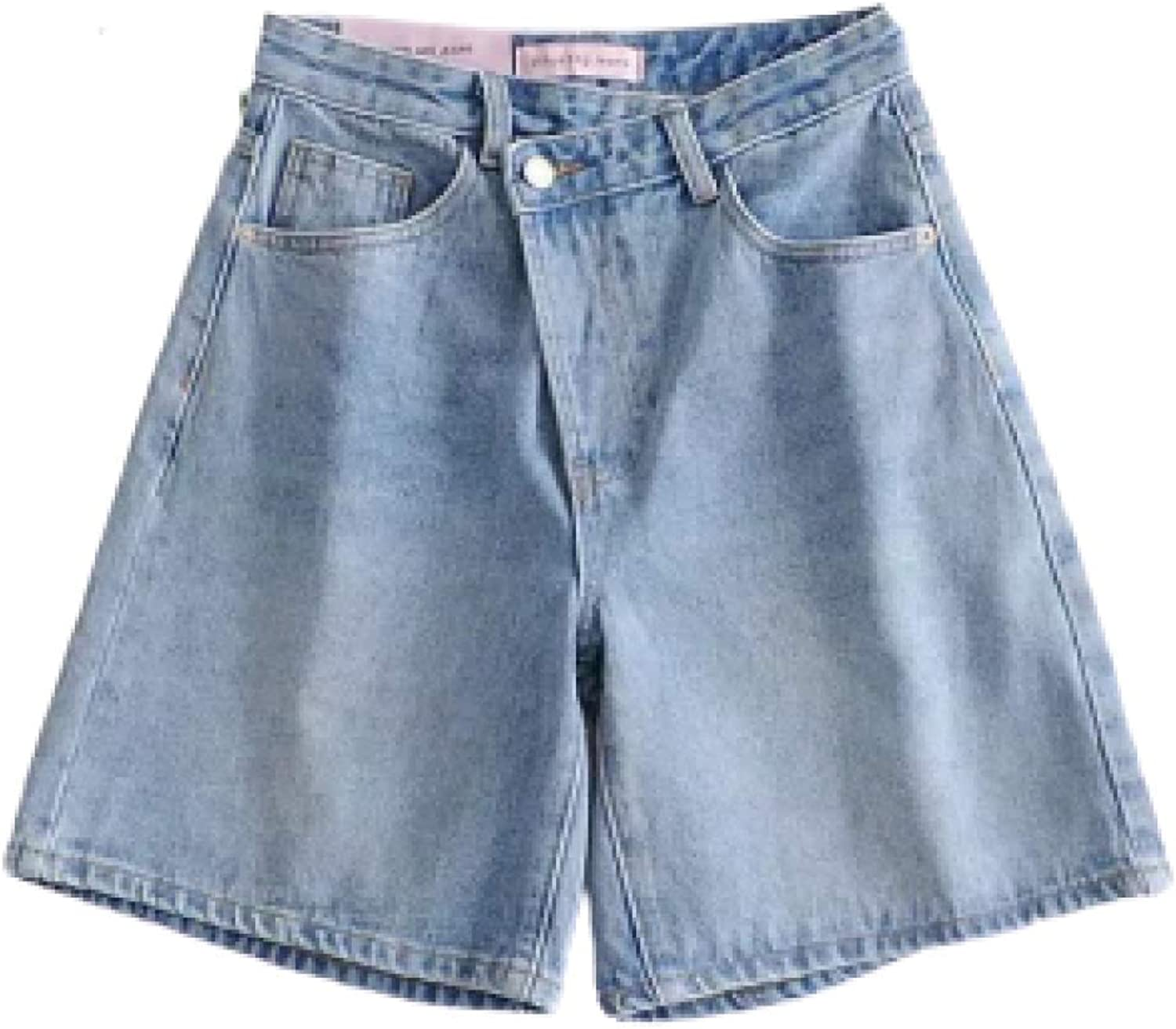 Denim Ranking TOP10 Shorts Women's Summer Leisure Comfortable Lo SEAL limited product and All-Match