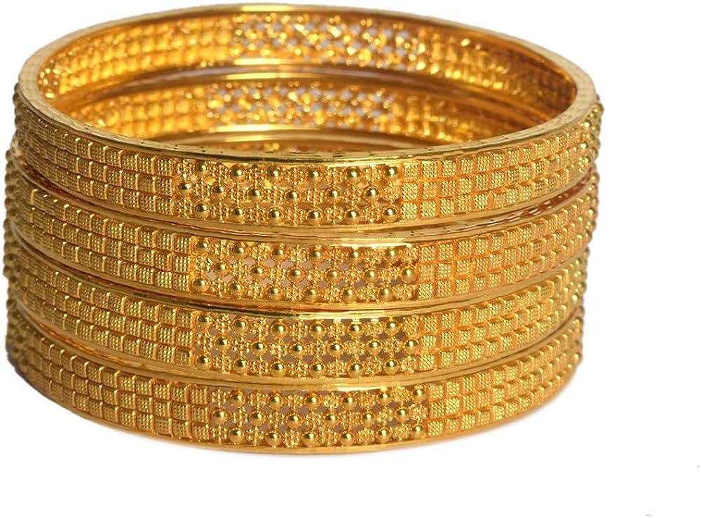 Gemhub bangle in oro giallo 18 k da donna BNGL-002