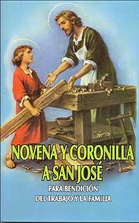 Novena y Coronilla a San José (Spanish Edition)