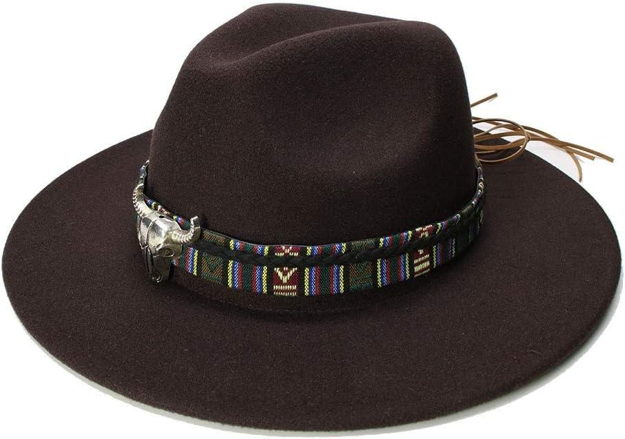TWEITIE Men's Retro Wide Brim Charlotte Mall Cap Hat Max 67% OFF Alloy B with Fedora Panama