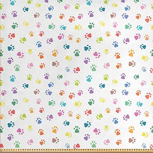 A6 Tama/ño de la plantilla - XXSmall Forma de la pata del gato del perro del amor Coraz/ón animal Mylar aer/ógrafo pintura de pared Arte de la plantilla