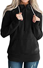 Cyose Hoodie Pullover Women Long Sleeve Hooded Sweatshirt Female Zipper Pockets Hoody Tracksuits