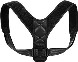 Nishore Posture Corrector Support Brace Figura 8 Clavicle Strap Wrap Ajustável Clavicle Support Brace Upper Back Shoulder ...