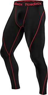 Best red 3 4 compression tights Reviews