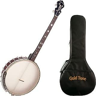 Goldtone IT-19 Irish Tenor Banjo w/Bag
