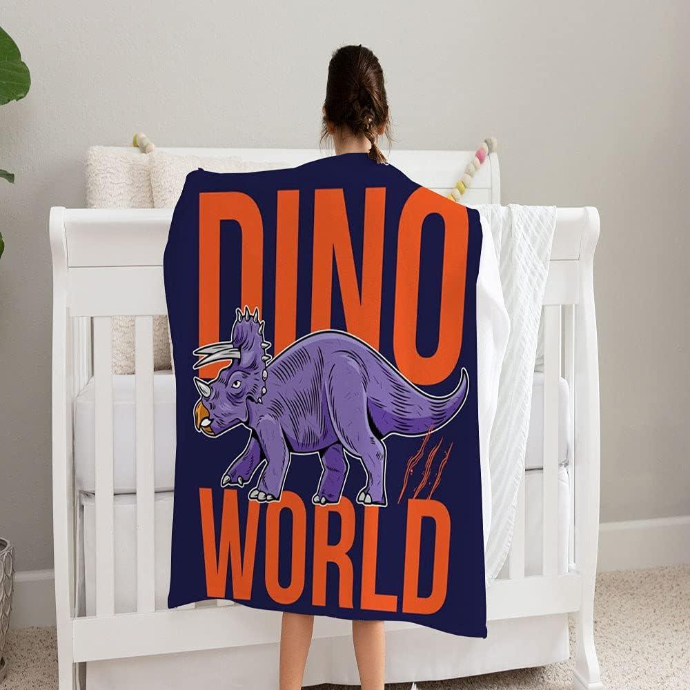 LPVLUX Triceratops Big Dangerous gift Dino So Super Blanket Dinosaur New product type