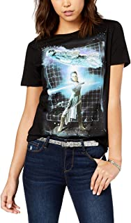 Star Wars Womens Rey Lightsaber Graphic T-Shirt