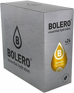 Bolero Bebida Instantánea Sin Azúcar, Sabor Platano -