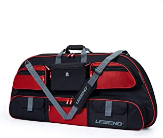 Legend - Apollo Compound Bow Case | Unrivaled Bow and Archery Equipment Protection in a Lightweight Portable Carrying Case | Pockets for All Your Accessories