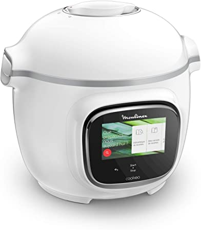 Moulinex Cookeo Touch Multicuiseur Intelligent