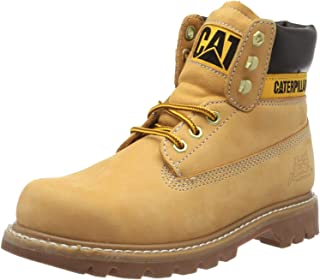 Caterpillar Colorado Hommes Honey Jaune Bottes