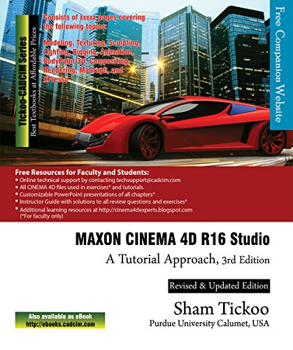 MAXON CINEMA 4D R16 Studio: A Tutorial Approach (English Edition)