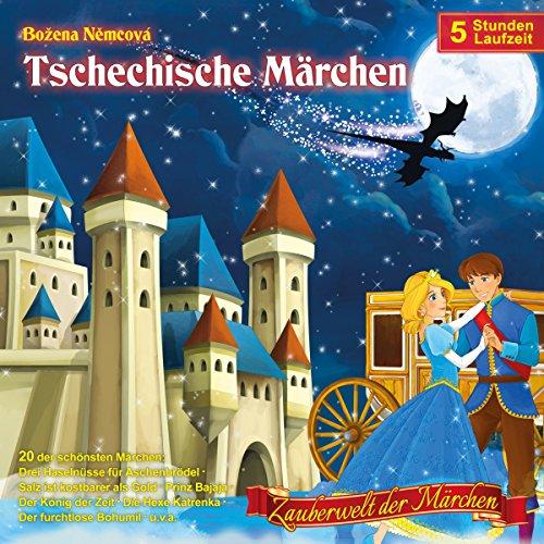 Tschechische Märchen Titelbild