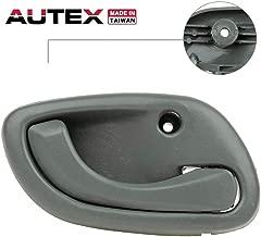 AUTEX Interior Front/Rear Right Passenger Side Door Handle Compatible with Chevrolet Tracker 1999 2000 2001 2002 2003 2004 Door Handle 80478 30024123