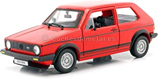 Bburago Volkswagon Golf Mk1 GTI (18-21089)
