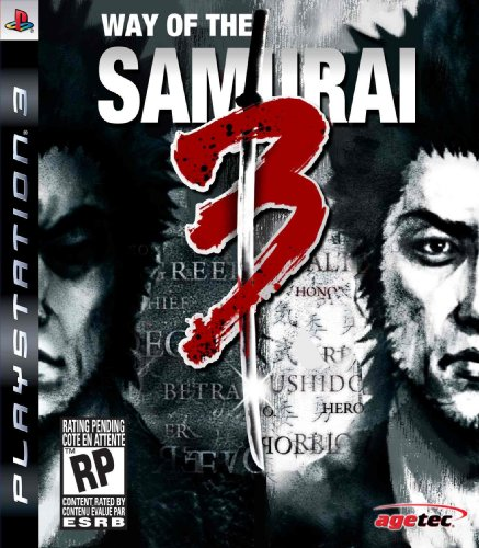 Way of the Samurai 3 / Game