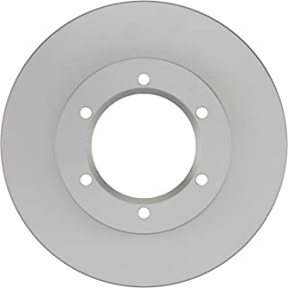 Bosch 50011231 QuietCast Premium Disc Brake Rotor For Toyota: 1986-1991 4Runner, 1986-1995 Pickup; Front