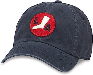 American Needle Negro League Los Angeles White Sox Baseball Hat(44747A-LAW-NAVY)