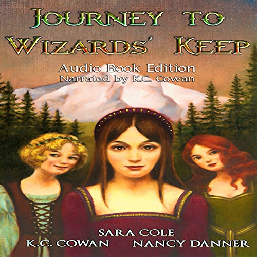 Journey to Wizards' Keep audiobook cover art